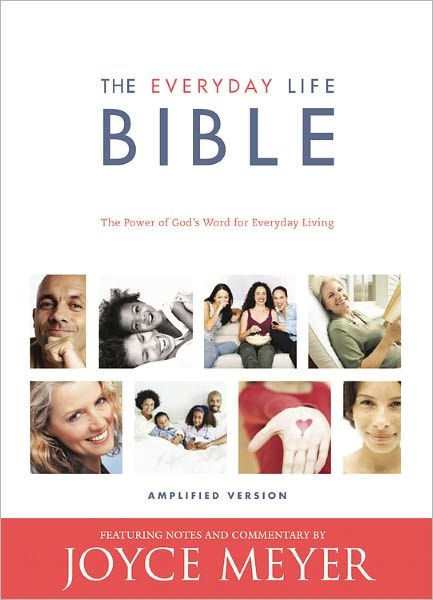 The Everyday Life Bible Amplified Version (Hard Cover)