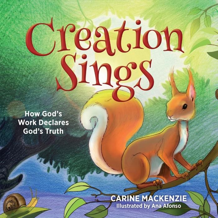 Creation Sings (Paperback)