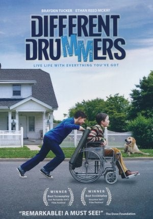 Different Drummers DVD (DVD)