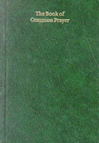 Book of Common Prayer (BCP) Green (Hard Cover)