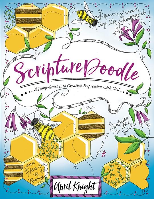 Scripture Doodle (Paperback)