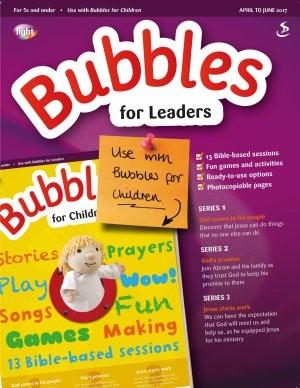 Bubbles Leaders April - June 2017 (Paperback)