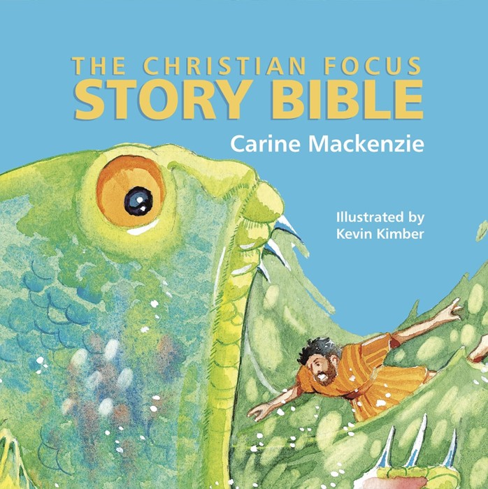 Christian Focus Story Bible (Paper Back)