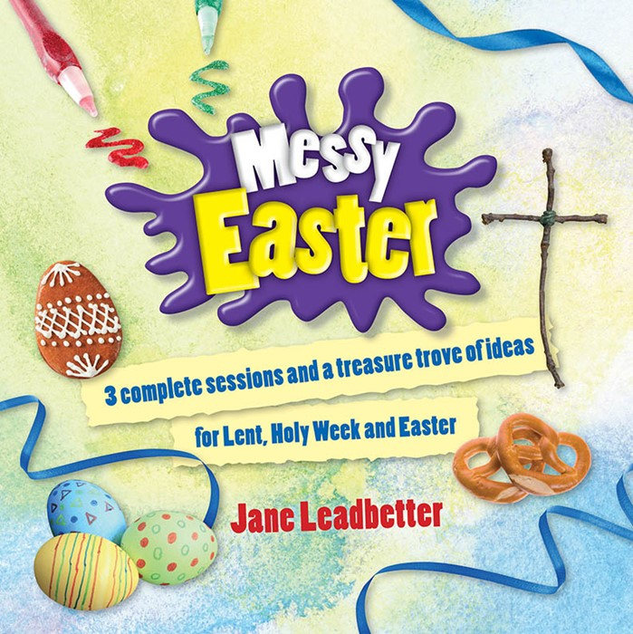 Messy Easter (Paperback)
