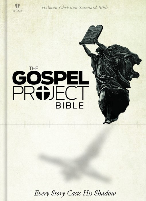 The Gospel Project Bible, Printed Hardcover (Hard Cover)