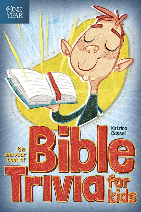 The One Year Book Of Bible Trivia For Kids (Paper Back)