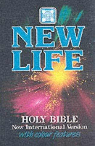 NIV New Life Bible (Hard Cover)