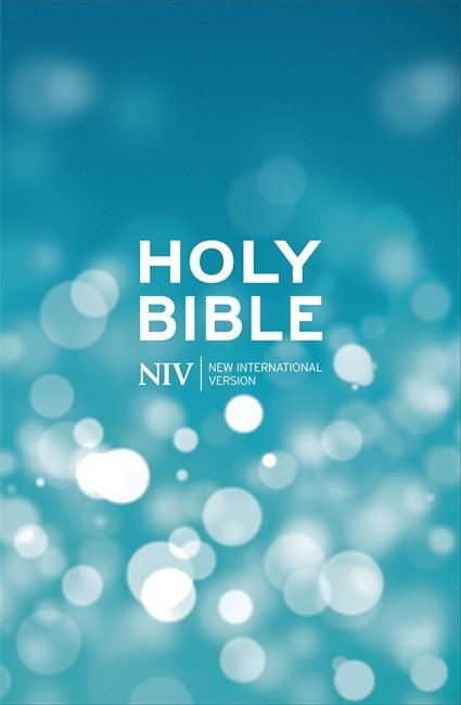 NIV Popular Blue Hardback Bible 20 Copy Pack (Box)
