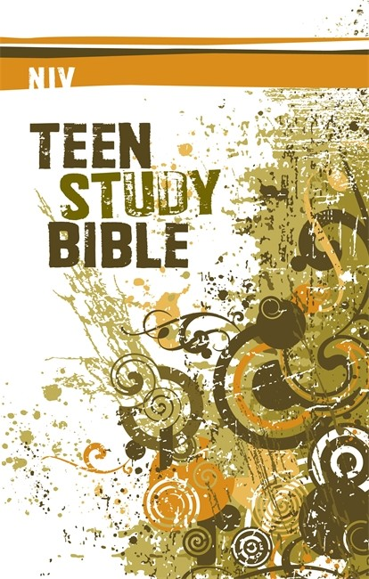 NIV Teen Study Bible (Hard Cover)