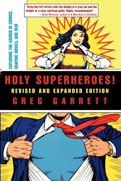 Holy Superheroes (Paperback)