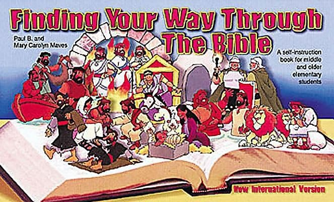 Finding Your Way Through Bible (Paperback)