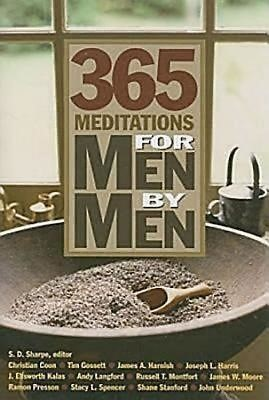 365 Meditations for Men by Men (Paperback)