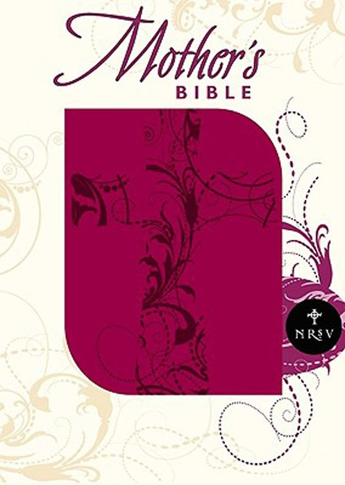 NRSV Mother's Bible Plum (Imitation Leather)