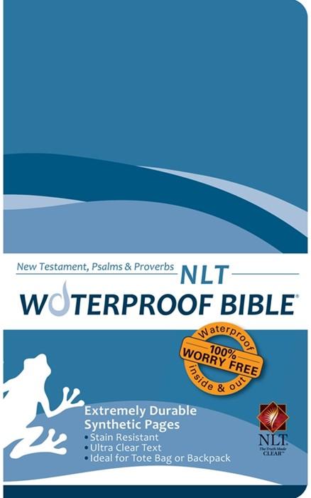 NLT Waterproof New Testament, Psalms & Proverbs