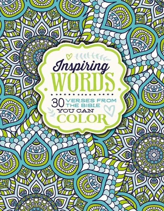 Inspiring Words (Paperback)