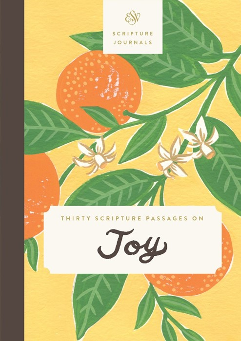 ESV Scripture Journal: Joy (Paperback)