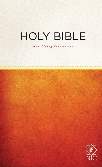 NLT Outreach Bible HB (Hard Cover)