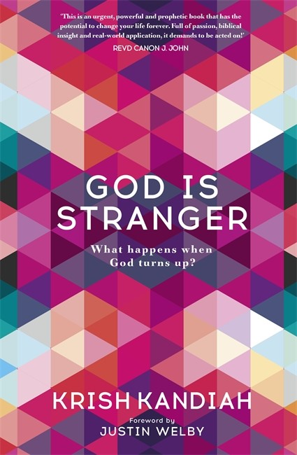 God Is Stranger (Paperback)