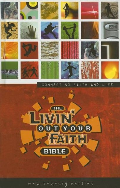 NCV Youth Bible (Hard Cover)