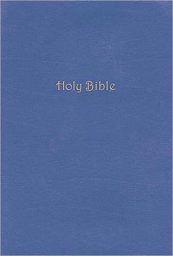 KJV Study Bible (Leather Binding)
