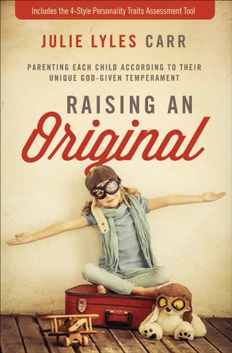 Raising an Original (Paperback)