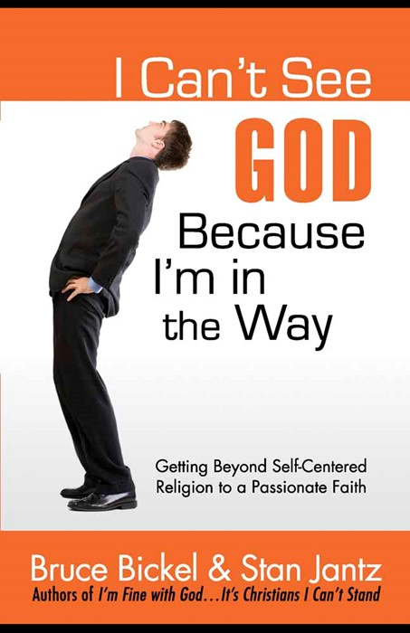 I Can't See God Because I'm In The Way (Paperback)