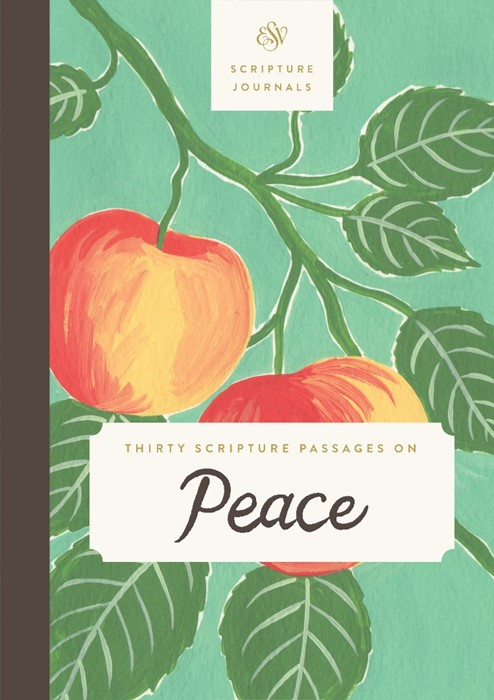 ESV Scripture Journal: Peace (Paperback)