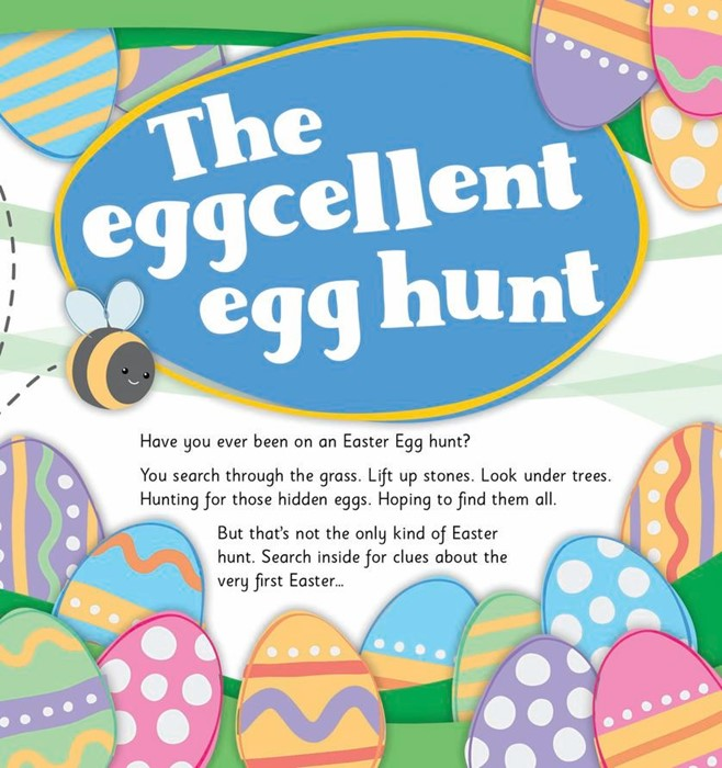The Eggcellent Egg Hunt (Tracts)
