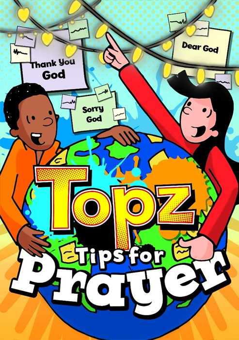 Topz Tips For Prayer (Paperback)