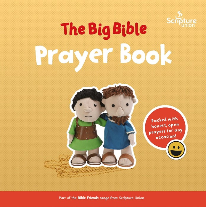 The Big Bible Prayer Book (Paper Back)