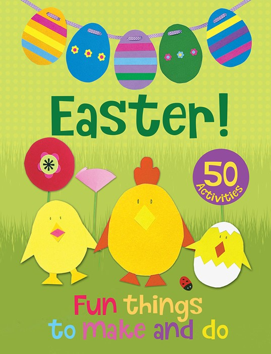 Easter! Fun Things To Make And Do (Spiral Bound)