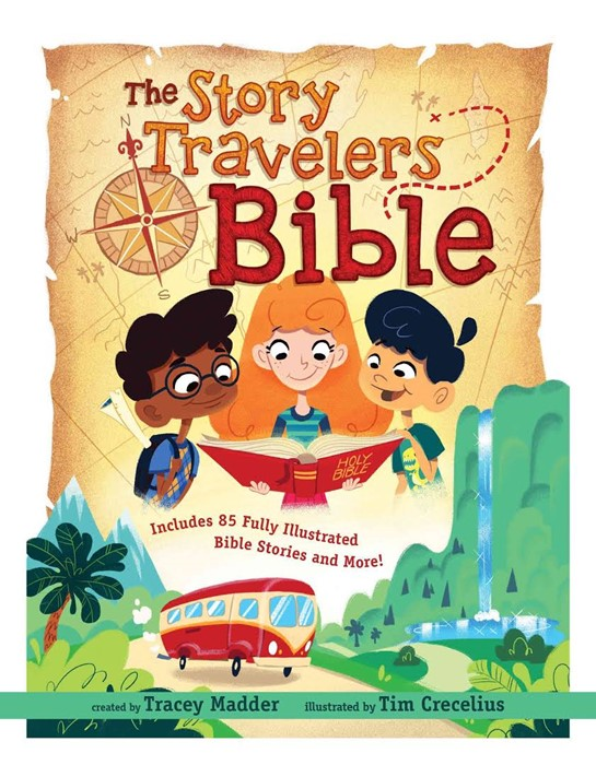 The Story Travelers Bible (Hard Cover)