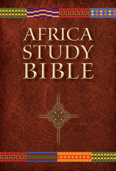 NLT Africa Study Bible (Hard Cover)