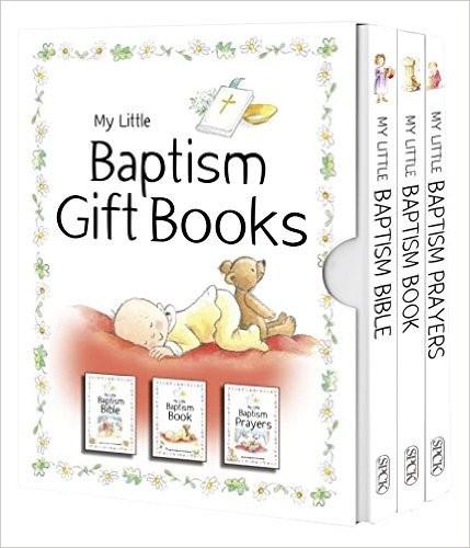 My Little Baptism Gift Books (Hard Cover)