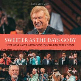 Sweeter As The Days Go By CD (CD-Audio)