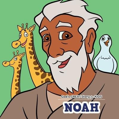 God's Great Story for Kids: Noah CD (CD- Audio)
