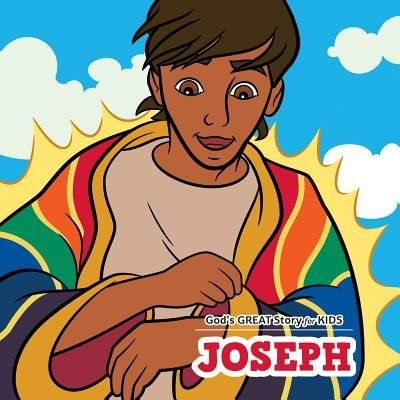 God's Great Story for Kids: Joseph CD (CD- Audio)