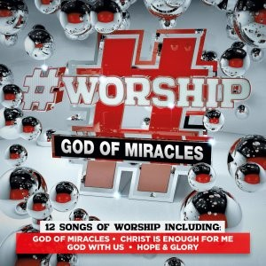 #Worship - God Of Miracles: CD (CD- Audio)