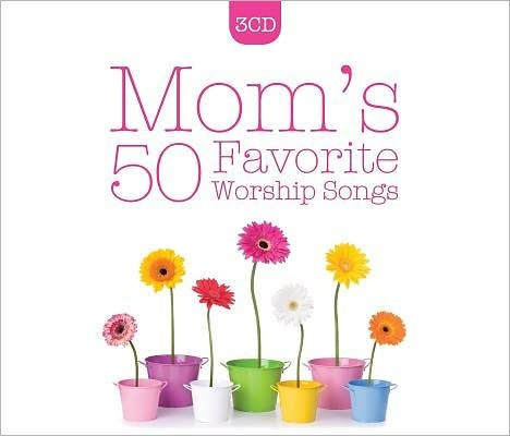 Mum's 50 Favourite Worship Songs (CD- Audio)