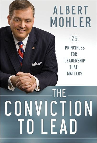 The Conviction to Lead (Hard Cover)