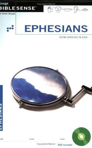 Group's Biblesense Ephesians With DVD (Paperback w/DVD)