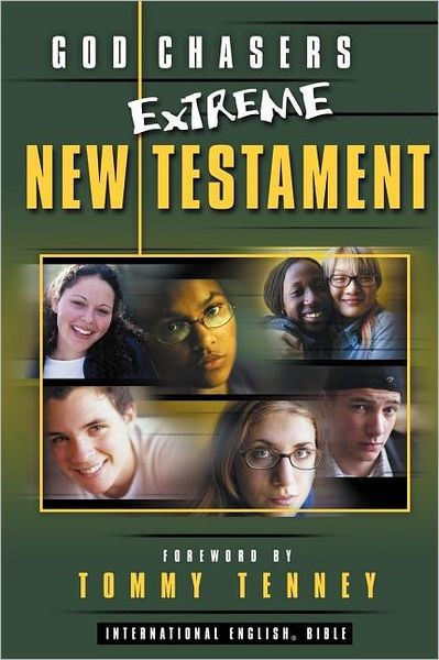 God Chasers Extreme New Testament (Paperback)