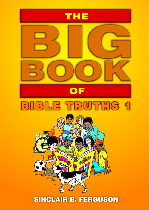 Big Book Of Bible Truths 1 (Paper Back)