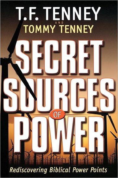 Secret Sources Of Power (Paperback)