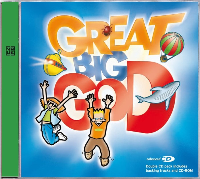 Great Big God 1 CD (CD- Audio)