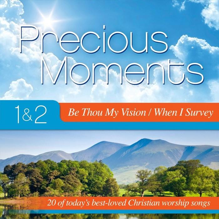 Precious Moments 1 & 2 CD (CD-Audio)