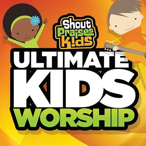 Ultimate Kids Worship CD (CD- Audio)