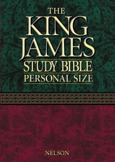 KJV Study Bible H/b
