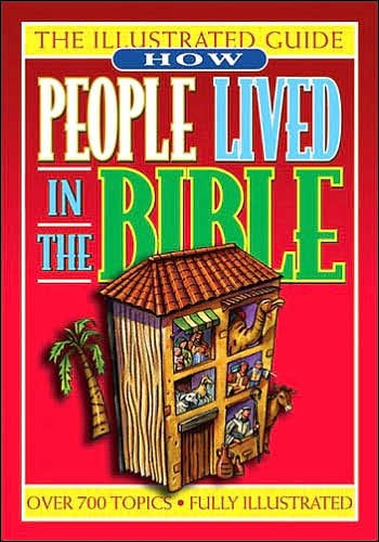 How People Lived In The Bible (Paperback)