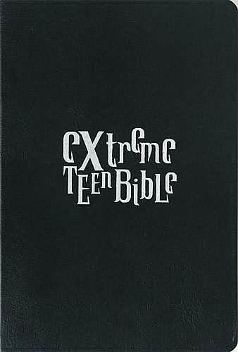 NKJ Extreme Teen Bible (Bonded Leather)